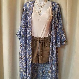 Beautiful Boho Kimono